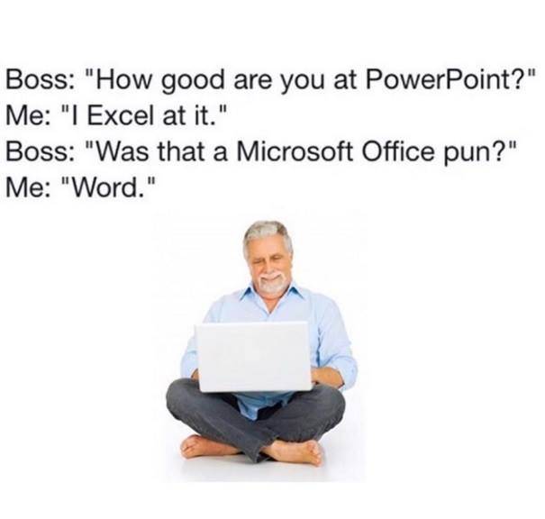 microsoft-office-puns-workplace-humour